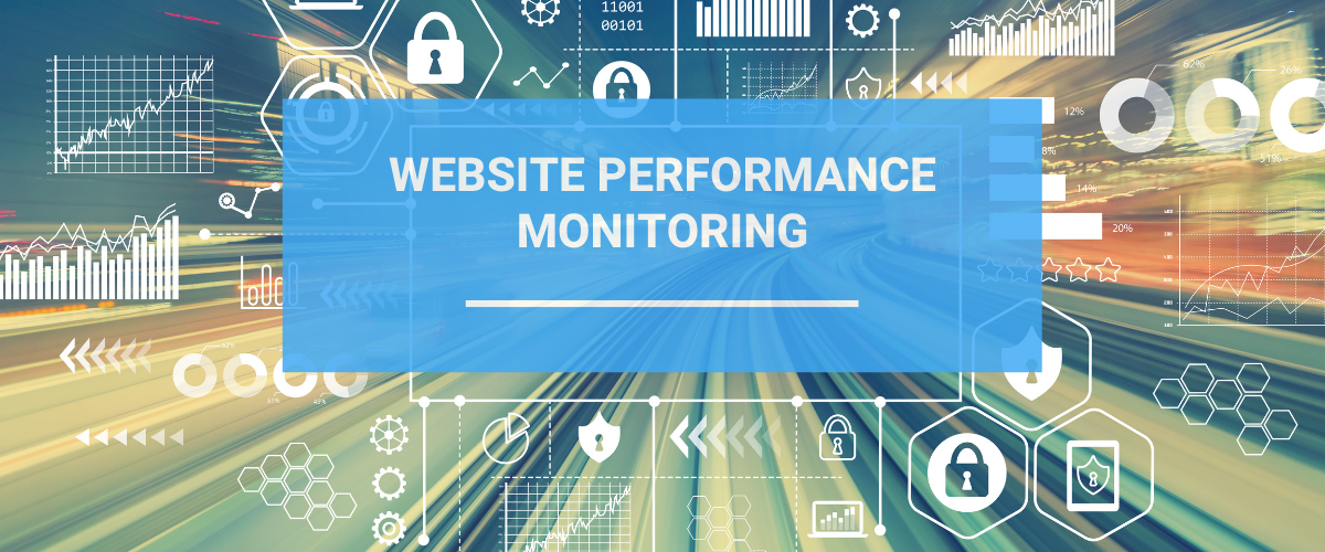 Website monitoring performance